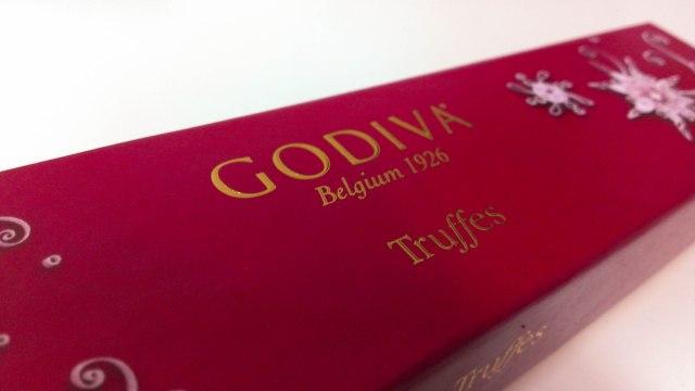 Godiva Truffes
