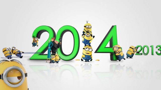 Happy-New-Year-2014-Minions-HD-Wallpapers