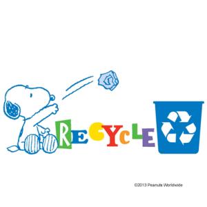 Recycled Bin