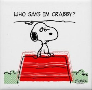 crabby_snoopy_tile_coaster