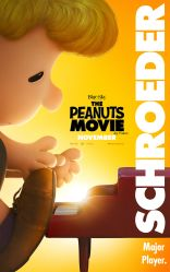 Peanuts-Movie-2015-Schroeder-Poster