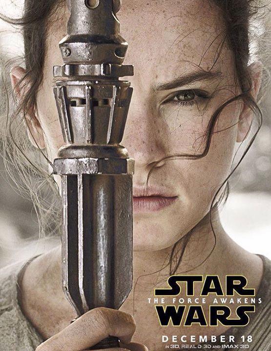 Starwars 2015-rey