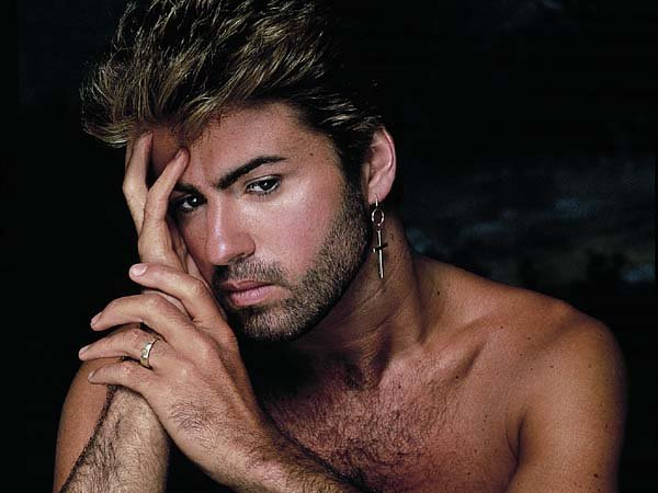 george-michael-earing